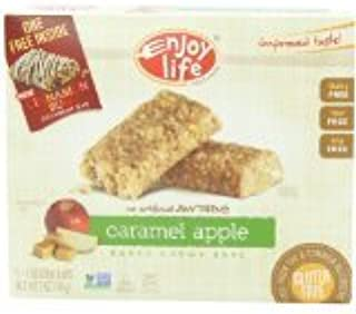 product image for Snack Bar, Caramel Apple, Soft and Chewy, Gluten Free, Nut Free, 5 oz.