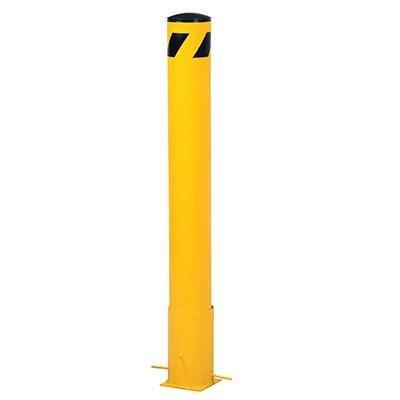 Vestil BOL-R-36-5.5 Removable Steel Pipe Safety Bollard, 36