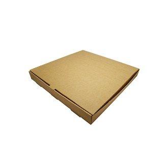 bf0da30621b135 Starfive Lot de 100 boîtes à pizza avec fermeture, 33 x 33 x 3 cm ...