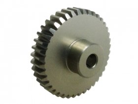 40t Gear (3Racing #3RAC-PG4840 48 Pitch Pinion Gear 40T (7075 w/ Hard Coating) for 3Racing All)