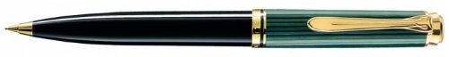 PELIKAN Souveran Pencil, Black/Green (980094) by Pelikan