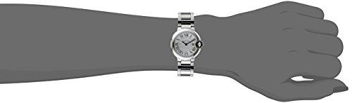 Cartier Women s W69010Z4 Ballon Bleu Stainless Steel Dress Watch