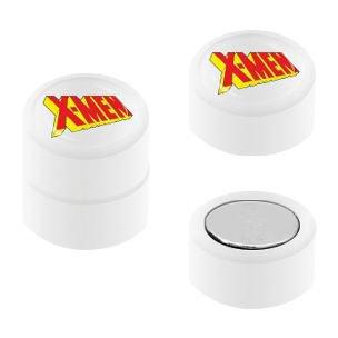 X-men Marvel Universe Magnetic Fake Plugs (white)