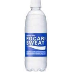 Otsuka Bibareji Pocari Sweat 500ml PET bottle 24 bottles by Pocari Sweat