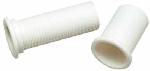 DRAIN TUBE 1 x 4-1/2 inches, PLASTIC