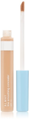 Almay Line Smoothing Concealer with SPF 10, Medium 300, 0.18 Ounce Package