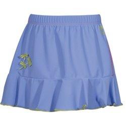 TYR Solid Girls Pull-On Skirt (SKSBG2) - Lavender - -