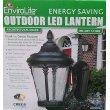 EnviroLite: Outdoor LED Lantern - Architectural