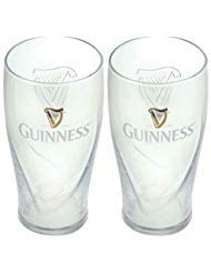 guinness beer glasses - 1