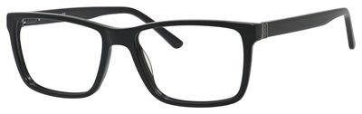 Eyeglasses Liz Claiborne Claiborne 312 XL 0807 Black