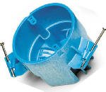 Carlon Lamson & Sessons BH525A-UPC 25 Cubic Inch SuperBlue™ Hard Shell Ceiling Box