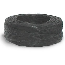 Tandy Leather Waxed Thread 25 yds (22.9 m) Black