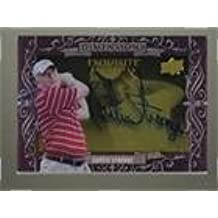 Curtis Strange (Trading Card) 2014 Upper Deck Exquisite Collection - Dimensions #D-CS