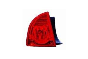 - Chevy Malibu / Malibu Hybrid 08-12 Tail Light Assembly Outer L.LT Model RH USA Passenger Side NSF