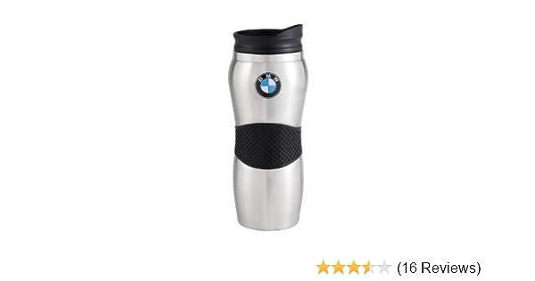 6dbbe0f281b Amazon.com: Genuine BMW Gripper Travel Mug- Stainless Steel: Automotive
