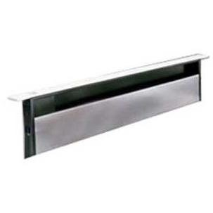 Downdraft Steel Stainless Ventilation (Nutone 273603 36-inch Stainless Steel Range Hood)