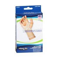 Sport Aid Slip-On Wrist Support, Extra Large each by Scott Specialties (Pack of 2) by Scott Specialties