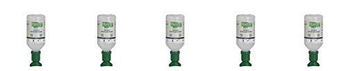 (Plum 45981-2 Sterile Saline Eyewash Solution Bottle 500 mL, 8.5