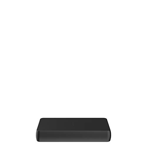 Charge Stream powerstation XL Wireless - Made for Qi-Enabled Smartphones, Tablets, and Other USB Devices (10,000mAh) - Black by mophie (Image #2)