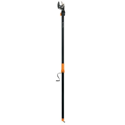 Fiskars EZ Reach Tree Pruning Stik with Rotating Head 5 Feet Long,Orange by Fiskars