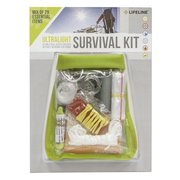 Lifeline 26-Piece Ultralight Survival Kit (1 8 Snare Lock)