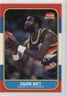Calvin Natt (Basketball Card) 1986-87 Fleer - [Base] #79