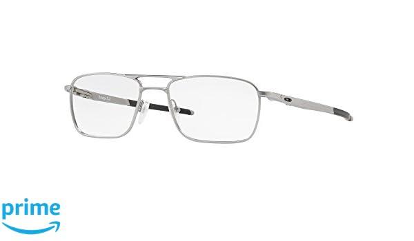 97a5aecd51e OAKLEY OX5127 - 512703 GAUGE 5.2 TRUSS Eyeglasses 51mm at Amazon Men s  Clothing store