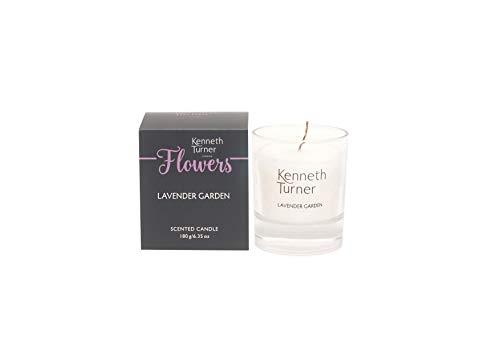 - Kenneth Turner Lavender Garden Candle 180g
