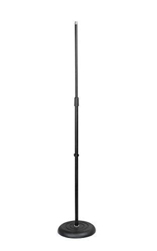 Rok-It Standard Microphone Stand with 10