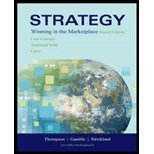 Strategy: WITH Olc AND Premium Content Card: Winning in the Marketplace, Core Concepts, Analytical Tools, Cases