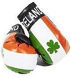 Ireland - Mini Boxing Gloves