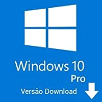 Windows 10 PRO Envio Digital Aatualizado2019 Serie Ouro