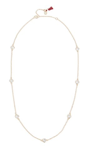 Yard Gold Vermeil Necklace - Shashi Women's Emily Necklace, Yellow Gold, One Size