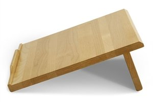 Ergo Desk Desk Angle 502N Natural 24'' Wide 14.75'' Deep by Ergo Desk