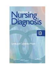 Handbook of Nursing Diagnosis 13TH EDITION