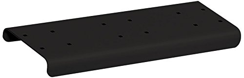 Salsbury Industries 4882BLK Spreader 2 Wide for Rural and Townhouse Mailbox, Black