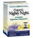 Traditional Medicinal's Nighty Night Herb Tea (3x16 ()