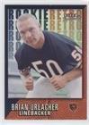 Brian Urlacher (Football Card) 2000 Fleer Tradition - Rookie Retro #4RR