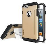Best Obliq Iphone 6 Case For Protections - iPhone 6 Plus Case, Obliq [SkyLine Pro][Gold] Heavy Review