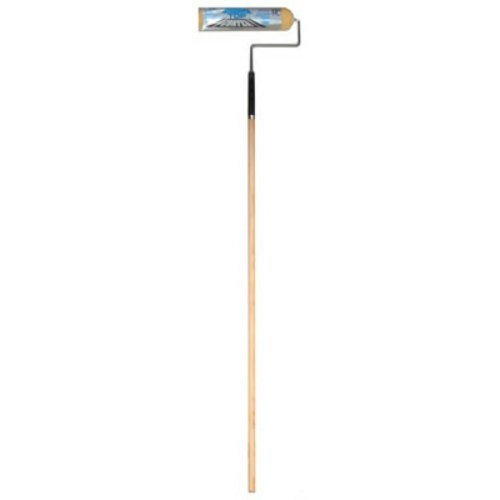 Linzer/American Brush Rs652-12 Top Coater Driveway Roller Kit, 3-Pc. Driveway Brushes & (Driveway Sealer Roller)