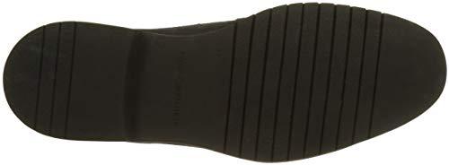 Scarpe Stringate Blu Suede Hilfiger Tommy Derby Dressy 403 Flexible Uomo Shoe Midnight p6RXqFB