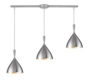 Spun Aluminum Pendant By Elk Lighting - 8