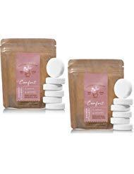 Bath and Body Works 2 Pack Comfort - Vanilla & Patchouli In Shower Steamer. 0.8 Oz.