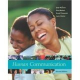HUMAN COMMUNICATION-W/CD GUIDE 9780073197753