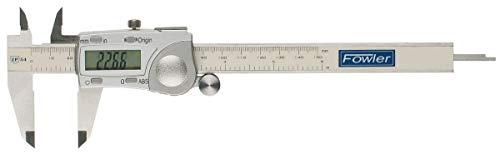 0~150mm Fowler 54-101-150-2 Electronic Caliper-Measuring Range 0~6/'/'