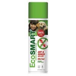Ant Roach Spray (EcoSMART Ant & Roach Killer 14 oz. Aerosol (2)