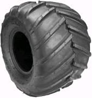 8917 CARLISLE TIRE 410 X 350 X 6 SAW TOOTH 4 PLY TUBELESS