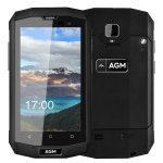 MAUBHYA AGM A8 mini Triple Proofing Phone, 1GB+8GB, IP68 Waterproof Dustproof Shockproof, 4.0 inch Android 7.1.1 Qualcomm MSM8909 Quad Core, Network: 4G, Dual SIM, OTG, NFC(Black)