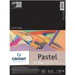 Mi-Teintes Pastel Pad 12X16 Assorted Colors Canson Pastels
