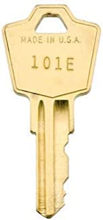 product image for HON & Allsteel File Cabinet Key Replaced- Pair
